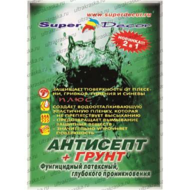 СУПЕРГРУНТ 70+АНТИСЕПТ