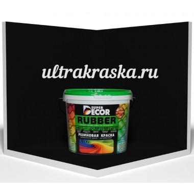 Резиновая краска Super Decor №12 КАРИБСКАЯ НОЧЬ