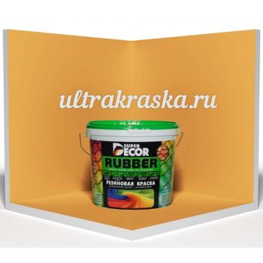Резиновая краска Super Decor №16 ТОПЛЕНОЕ МОЛОКО