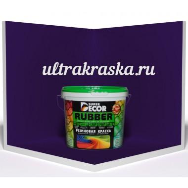Резиновая краска Super Decor №8 НОРВЕЖСКИЙ ДОМ