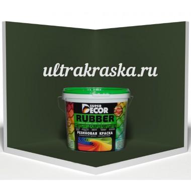 Резиновая краска Super Decor №9 ЛЕСНАЯ СКАЗКА