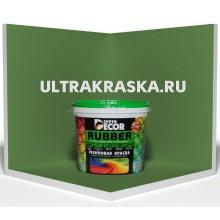 Резиновая краска Super Decor №1 ОНДУЛИН ЗЕЛЁНЫЙ