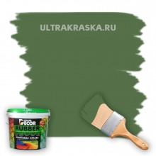 Резиновая краска Super Decor Rubber №1 ОНДУЛИН ЗЕЛЁНЫЙ