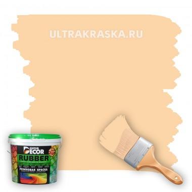 Резиновая краска Super Decor Rubber №19 СЛОНОВАЯ КОСТЬ