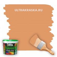 Резиновая краска Super Decor Rubber №16 ТОПЛЕНОЕ МОЛОКО