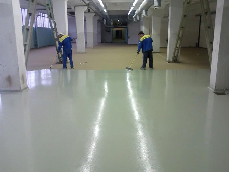 износостойкая резиновая краска для бетона